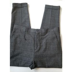 NWT ZARA Highwaisted Cropped Trousers